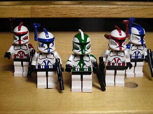 Lego-Star-Wars-Clone-Commanders-Rex-Gree-Cody-Ponds-Wolffe-Denal-Fox-Ry