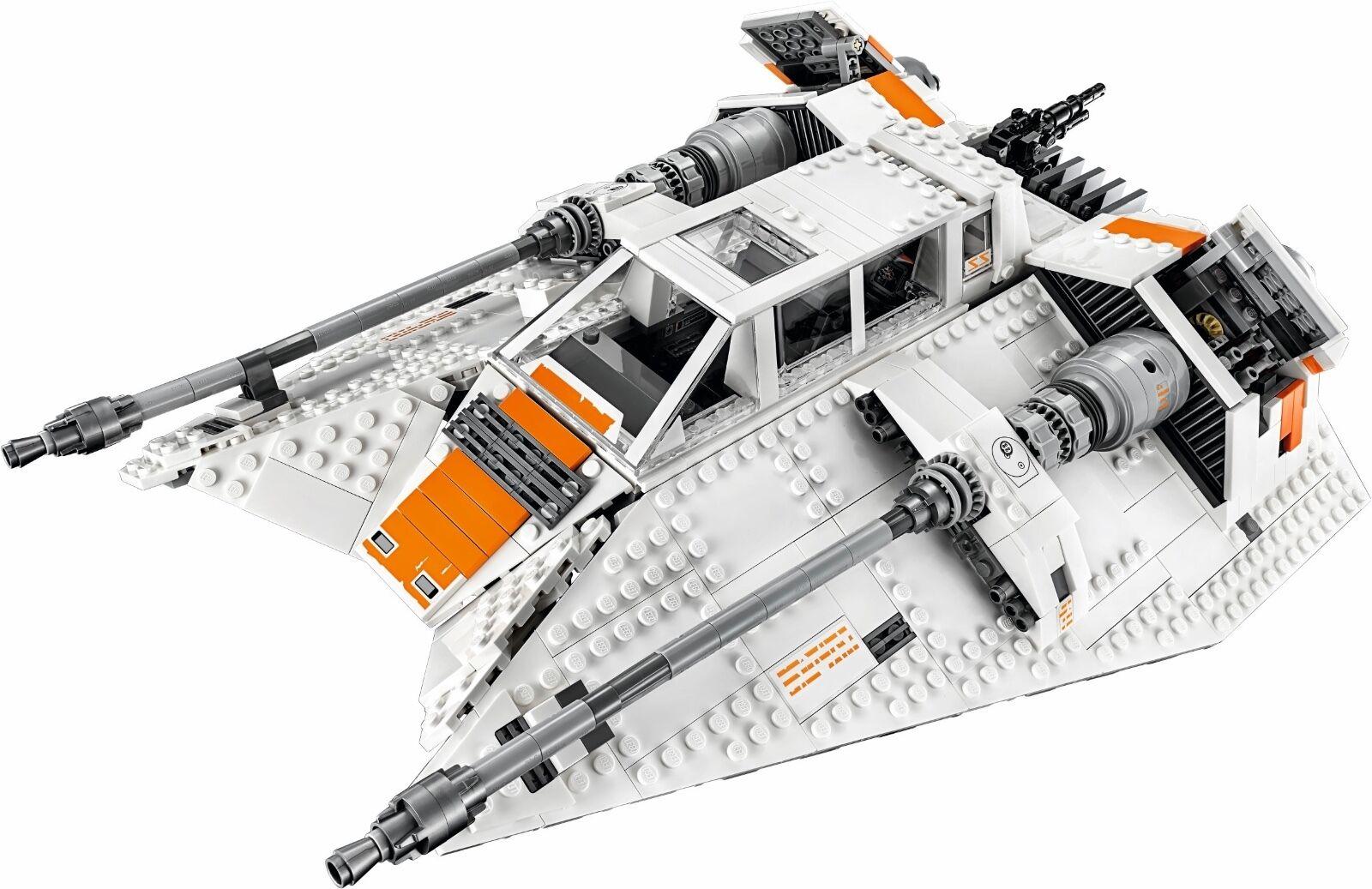 LEGO LEGO LEGO ® Star Wars ™ 75144 Snowspeeder ™ Nouveau neuf dans sa boîte NEW En parfait état, dans sa boîte scellée Boîte d'origine jamais ouverte abd76c