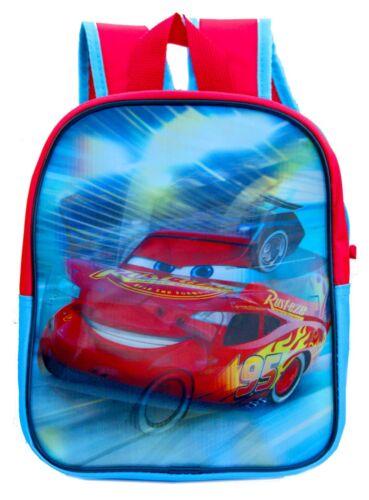 Disney Cars Pixar Lenticular 3D Children/'s Lunch Bag,Backpack Official Licensed