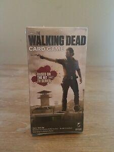 The Walking Dead Card Game ~Hero/Survival Mode~ 104 Walker & 6 Hero Cards! NEW