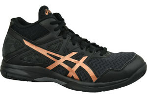 ASICS-GEL-TASK-MT-2-1071A036-002-MEN-039-S-BLACK-VOLLEYBALL-TRAINERS-ORIGINAL