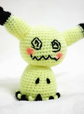 Pokemon Sun Moon Alola Mimikyu Stuffed Plush Doll 16inch Collectible