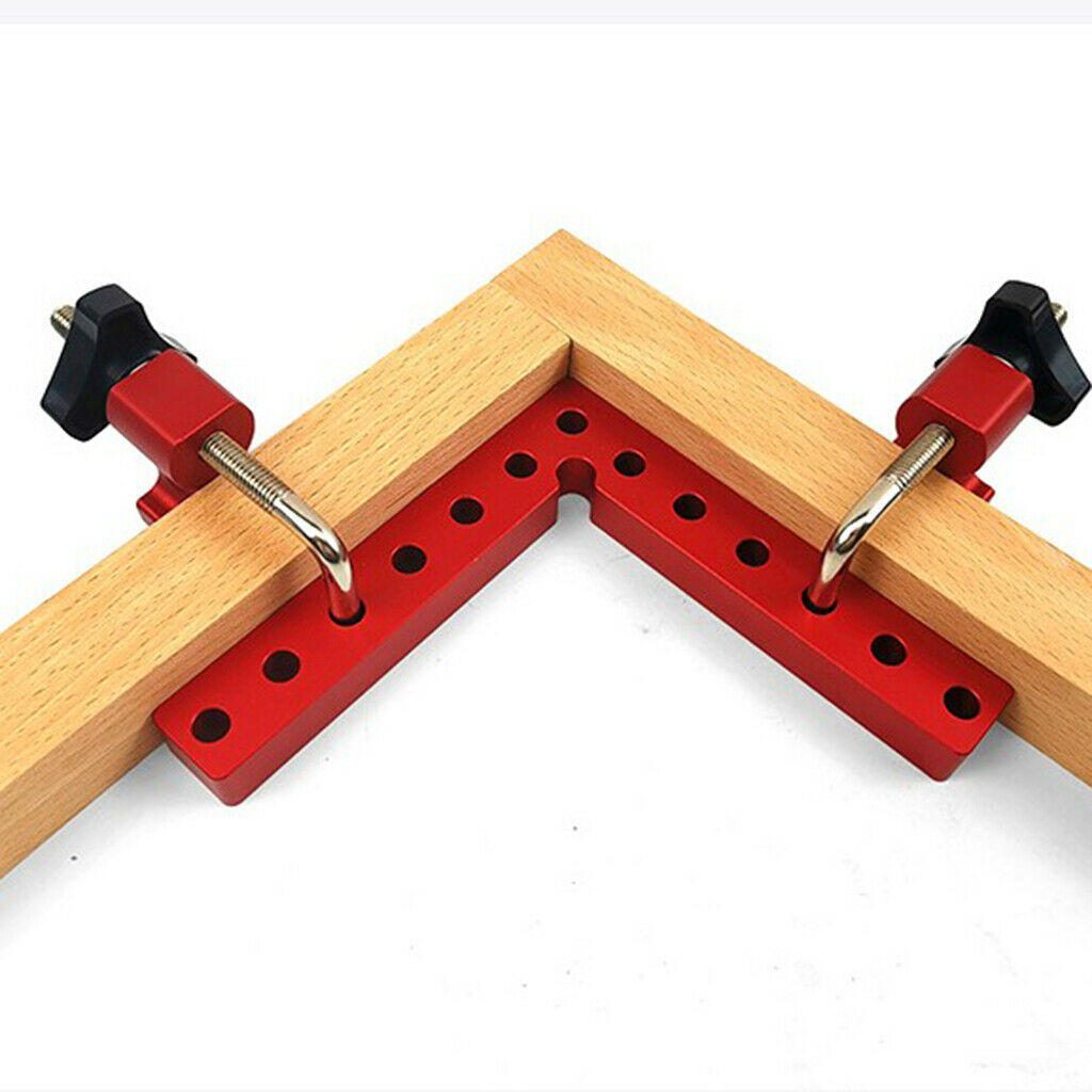 90 Degree Precision Positioning Squares Right Angle Clamps Carpenter Supply