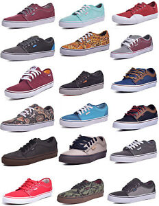 Vans Chukka Low Men s Ultracush Pro Low Top Skateboard Shoes Choose ... f0c2d1ab3