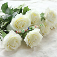 10/20 Head Rose Flowers For Wedding And Home Design Bouquet Decor