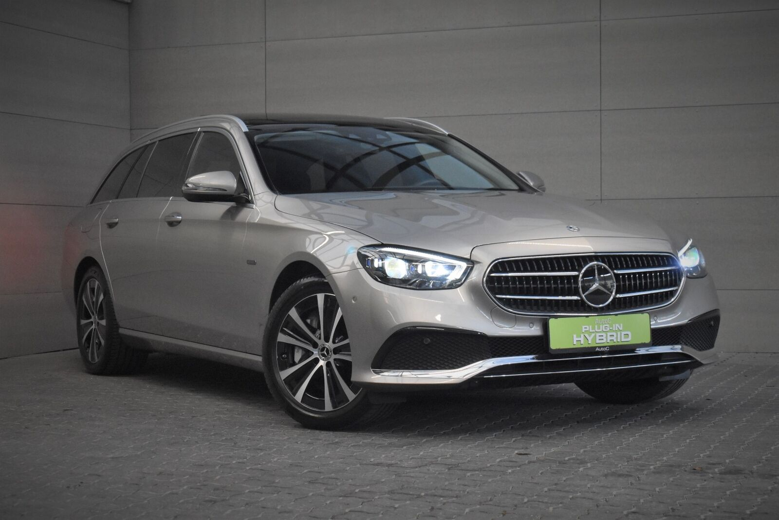 Mercedes E300 de 2,0 Avantgarde stc. aut. 5d - 599.800 kr.