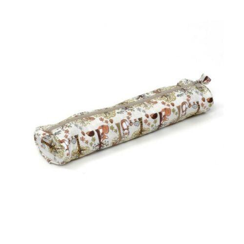 Sale Hobbygift Value Knitting Pin Needle Storage Bag Woodland Deer Fox