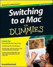 Switching to a Mac For Dummies-ExLibrary