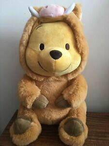 Disney-Plush-Doll-Winnie-The-Pooh-wild-boar-PIG-35cm-Cosplay