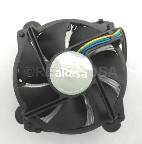 Cooler for Intel P4 socket AKASA Fansink LGA775 PWM 4 wires low noise AK956-A