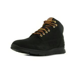chaussure noir homme timberland