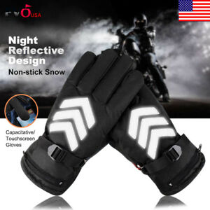 Waterproof-Motorcycle-Electric-Heated-Gloves-Rechargeable-Battery-Warm-Gloves