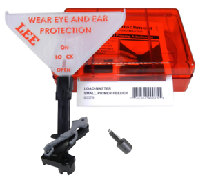 Lee 90075 Load-Master Primer Feeder Pistol//Rifle Small
