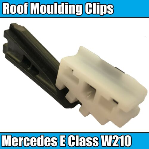 1x Roof Ceiling Moulding Guide Trim Clips For Merdedes E Class W210 A2106900213