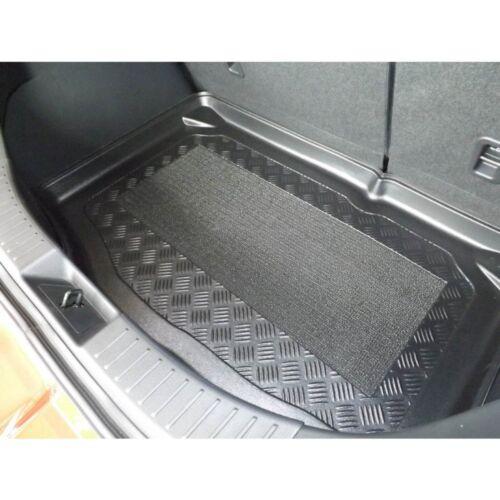 Original TFS Premium Kofferraumwanne Antirutsch Matte für Mazda 2 DJ ab 2015