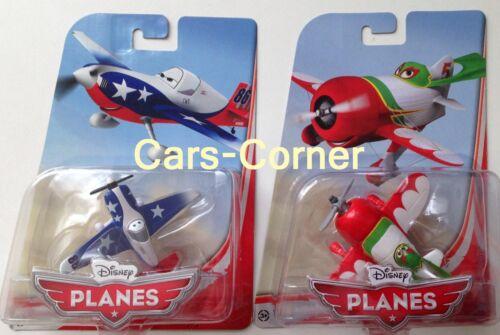 Neu /& OVP Mattel 2er Set Disney Pixar Planes LJH 86 Special /& El Chupacabra