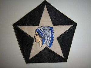US-Army-Patch-2nd-Division-HEADQUARTERS-9th-Infantry-Regiment