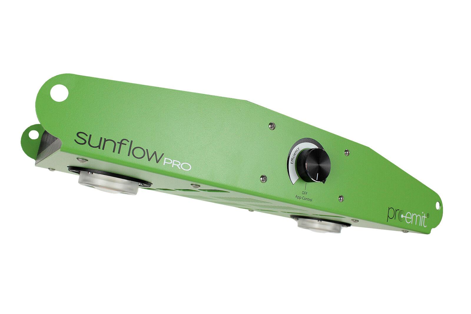 Pro-emit sunflowpro-LED lámpara vegetales 150 vatios, plantas lámpara creció & floración