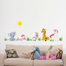 MY LITTLE PONY VINYL WALL STICKER ANIMAL VINYL KIDS CHILD BABY BEDROOM DECOR UK
