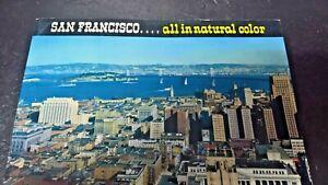 Vintage-San-Francisco-All-In-Natural-Color-Informational-Booklet-Tourism-32-pgs