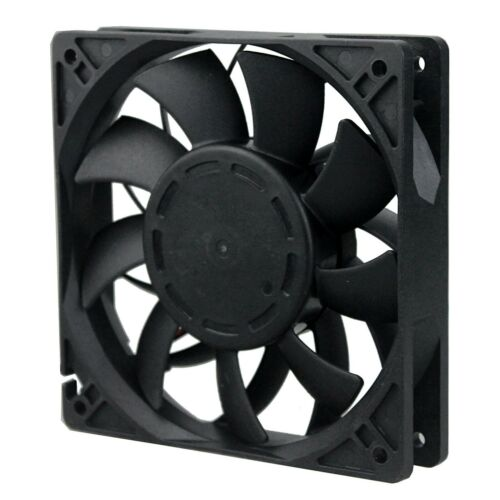 Big Airflow 120mm 25mm  Brushless Computer Case Fan 24V 2P DC 120x120x25mm Ball