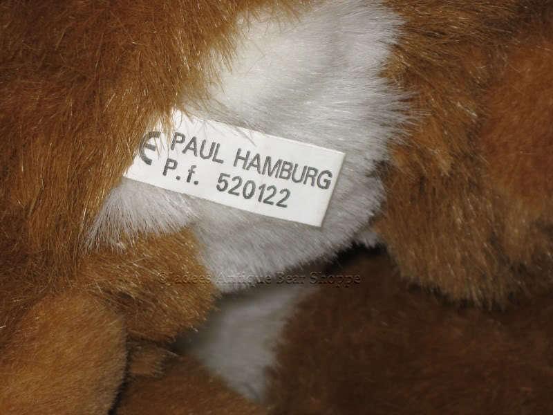 Germany Paul Plush Hamburg Soft Plush Paul Fox 51f533