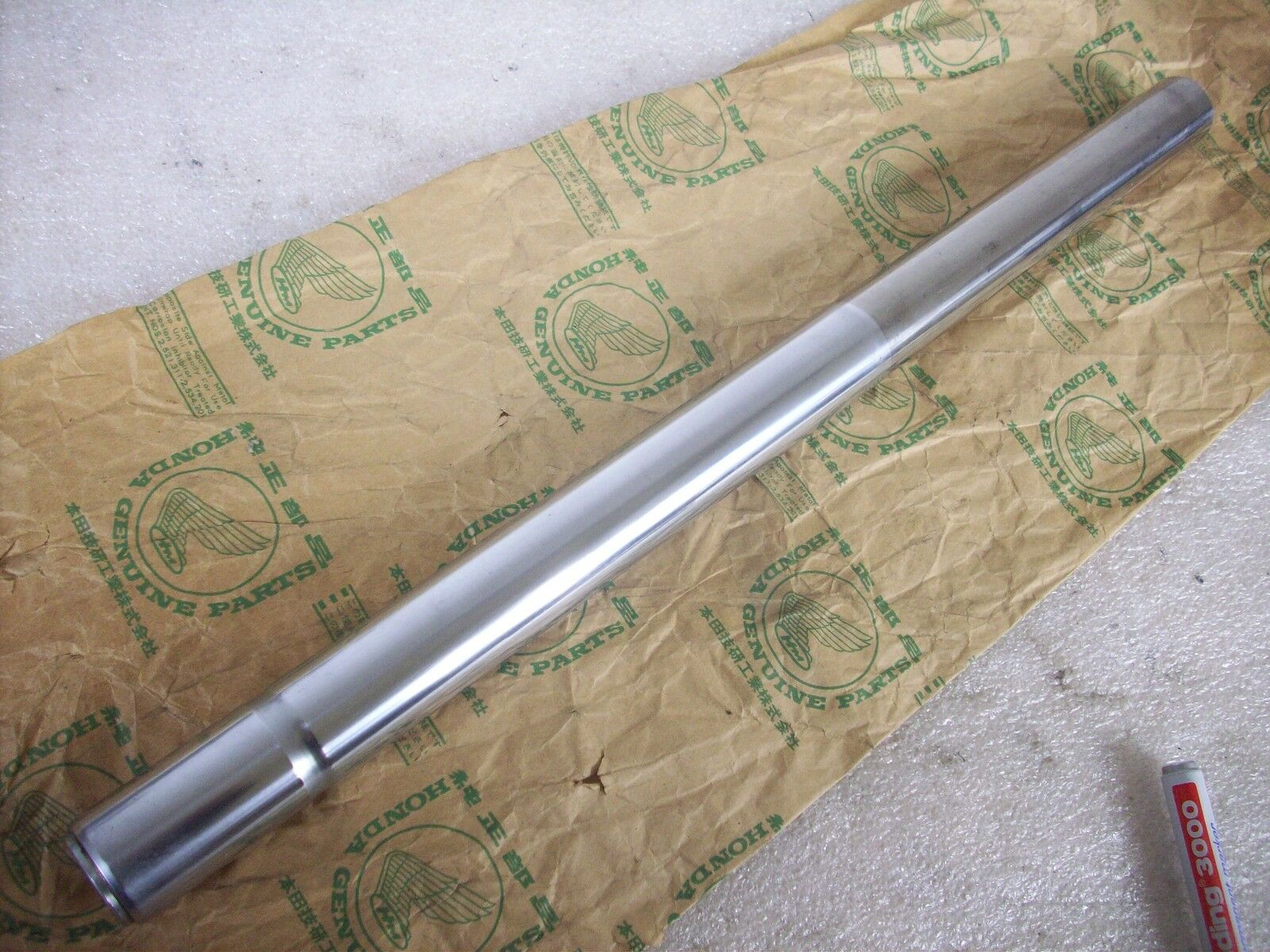 Pipe Front Fork Honda CB 550 K1 NEU Original Standrohr Gabel K2  Four