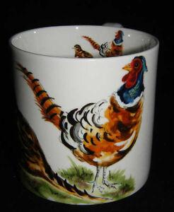 1 Game Bird SNIPE Fine Bone China Mug cup