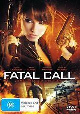 Fatal Call (DVD, 2013) Brian Peters, Danielle Harris, Jason London, Jilanne Klau
