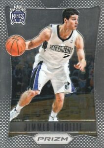 2012-13-Panini-Prizm-Basketball-212-Jimmer-Fredette-RC-Sacramento-Kings