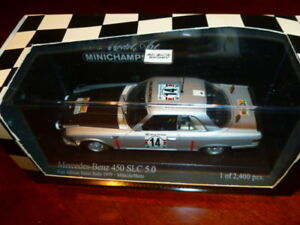 Le Cast 1 43 Minichamps - Mercedes Benz 450 Slc 5.0