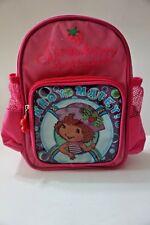 17668db645 item 1 NEW Strawberry Shortcake School Kids Girls Pink Backpack Rucksack Bag  -NEW Strawberry Shortcake School Kids Girls Pink Backpack Rucksack Bag