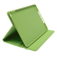 King of Flash Green Apple iPad Air 2 Drawsting Card Slots Standing Case Cover