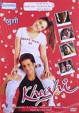 KHUSHI (2003) FARDEEN KHAN, KAREENA KAPOOR - BOLLYWOOD DVD