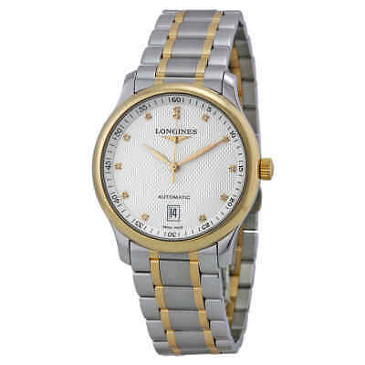 Longines Master Collection Two Tone Men's Watch L26285777