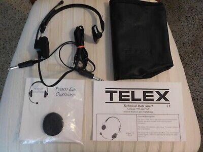 Telex Airman 750 Single-Sided Headset - 64300-300 Free ...