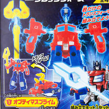 Transformers Optimus Prime Mini Figure Block Wars Kabaya JAPAN ANIME MANGA