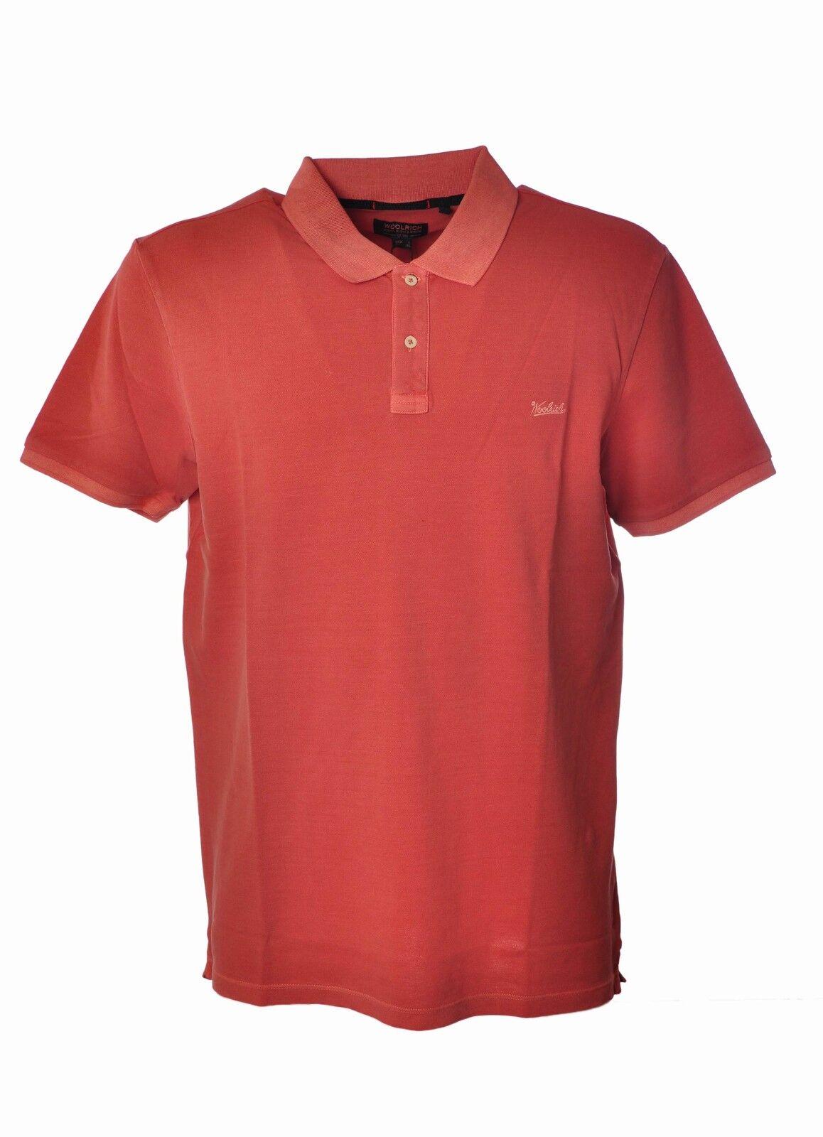 Woolrich  -  Polo - Männchen - orange - 3724728A185239