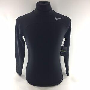 Nike Pro Thermo Funktionsshirt lang schwarz | soccercity