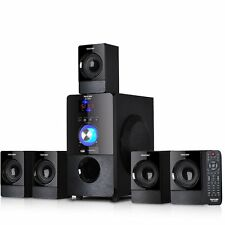 Truvison SE-5075BT 5.1 Multimedia Home Theatre Speaker System Refurbished