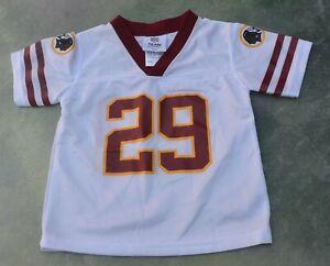 Details about NFL Washington Redskins Roy Helu #29 Jersey Size Toddler 2T.