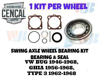 Online Automotive OLAWBK403 Rear Wheel Bearing