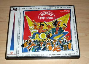 CD Album - Peter's Pop Show - Superhits : Roxette Scorpions ... Sampler - Rüsselsheim, Deutschland - CD Album - Peter's Pop Show - Superhits : Roxette Scorpions ... Sampler - Rüsselsheim, Deutschland
