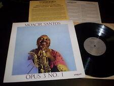 "Moacir Santos ""Opus 3 No. 1"" LP DISCOVERY USA 1979 - INSERT"
