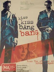 Kiss-Kiss-Bang-Bang-Val-Kilmer-Robert-Downey-Jr-DVD-Brand-New