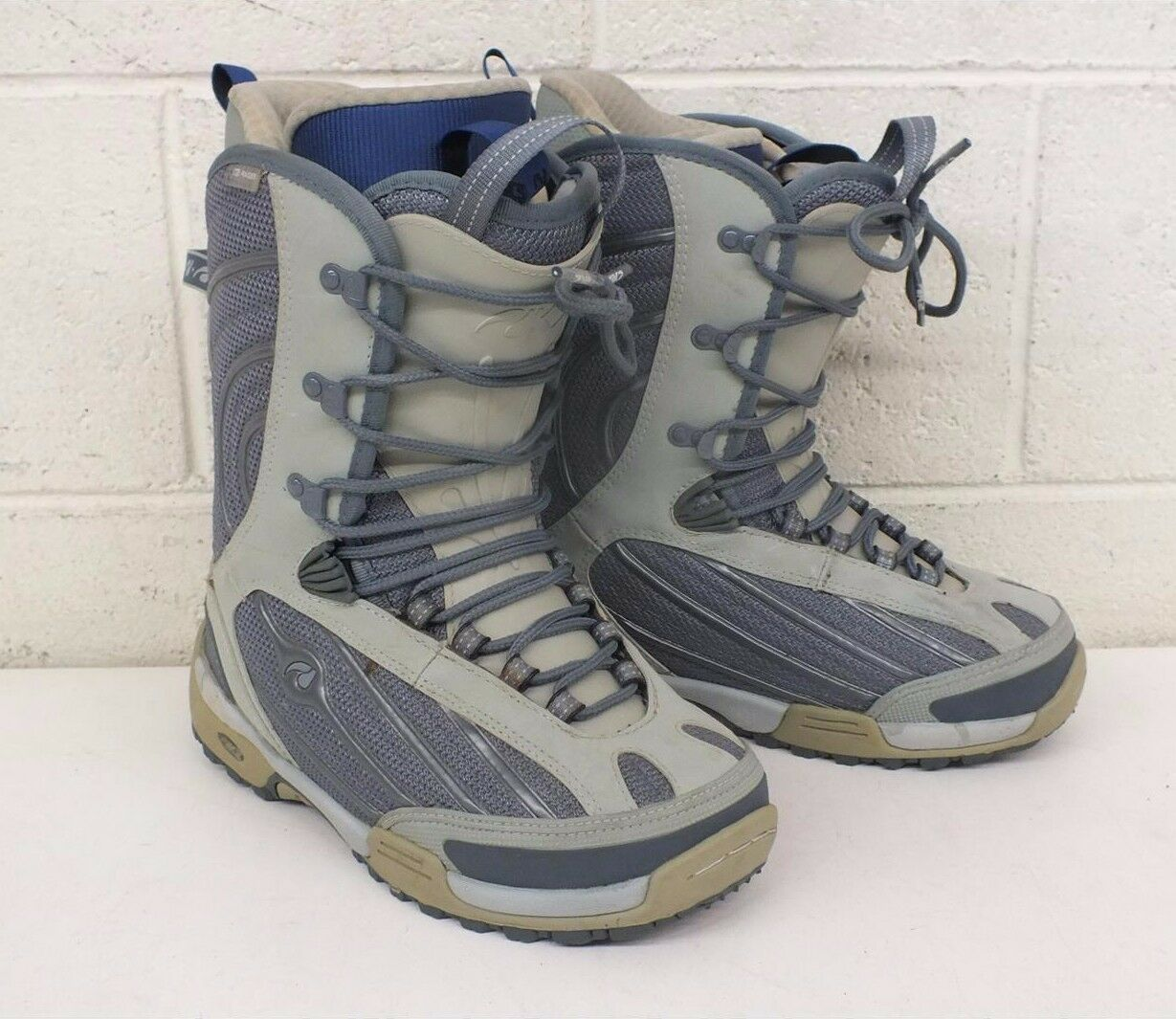 K2 Raider SureFit All-Mountain Snowboard Boots US Men's 8 Fast Shipping