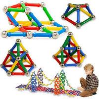 103 Pieces Blocs De Construction Magnetiques Tomi Toys - Jeu De Construction
