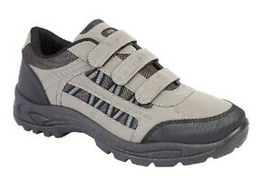 Dek Ascend M089 Triple Touch Fastening Trek And Trail Casual Trainer Shoes