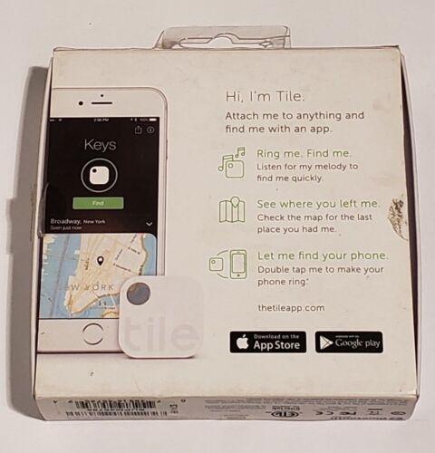 Tile Gen 2 Phone Finder Key Finder Item Finder 1 Pack Discontinued by