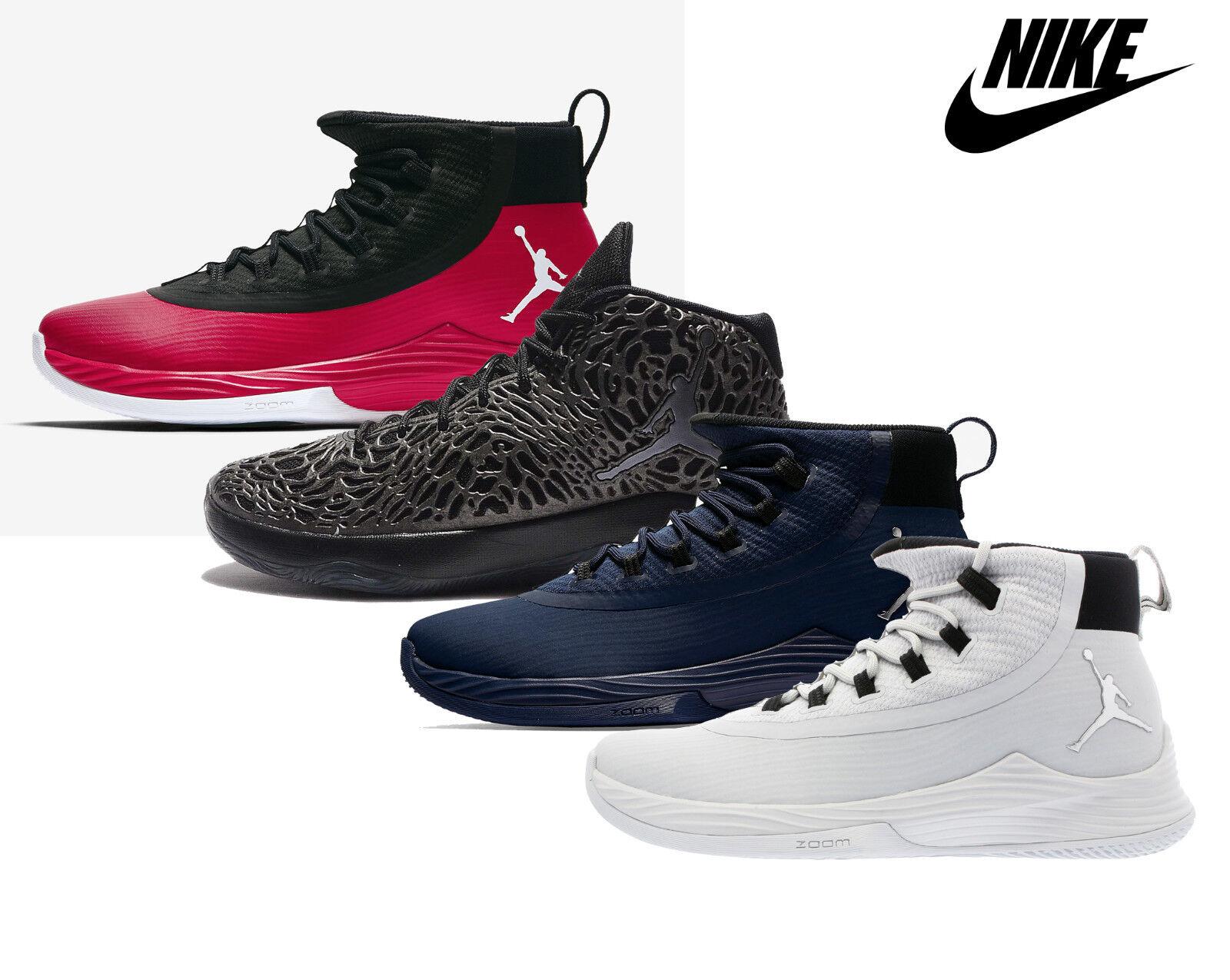 Nike Jordan Ultra Fly Basketball Shoes NIKE Jordan Sneakers NEW Comfortable and good-looking